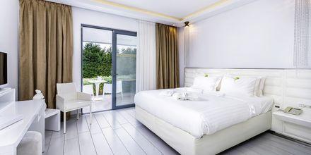 Dubbelrum på hotell Diamond Deluxe Hotel i Lambi på Kos, Grekland.