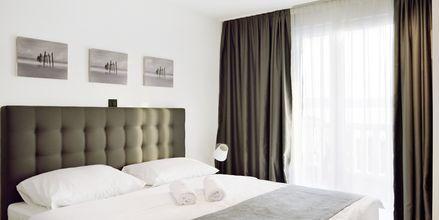 Lägenhet på hotell Dijana i Baska Voda, Kroatien.