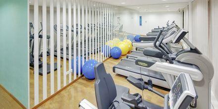 Gym på Dioklecijan Hotel & Residence, Split, Kroatien.