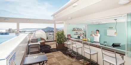 Poolbar på Dioklecijan Hotel & Residence, Split, Kroatien.