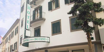 Hotell Do Centro i Funchal, Madeira.