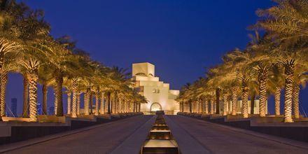 The Islamic Museum i Doha, Qatar.