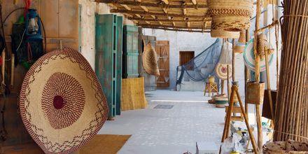 Marknaden Souq Waqif är ett måste i Doha!