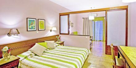 Tvårumslägenhet på Dracos Hotel i Parga, Grekland.