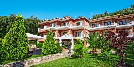 Dracos Hotel i Parga, Grekland.