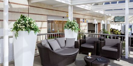 Lobbybar på hotell Dragos del Sur i Los Gigantes på Teneriffa.