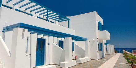 Hotell Dream Island på Tilos, Grekland.