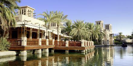 Souk Madinat i Dubai.