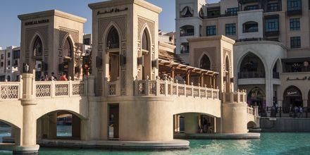 Shoppingcentret Dubai Mall.