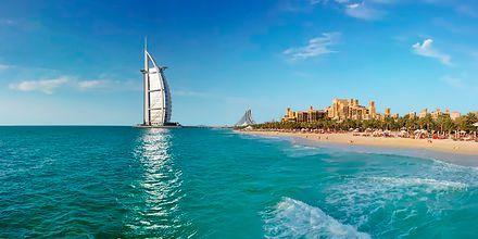 Dubai i Förenade Arabemiraten.