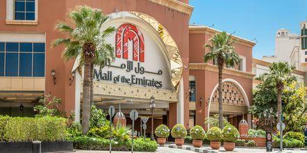 Mall of the Emirates, Al Barsha-området i Dubai, Förenade Arabemiraten.