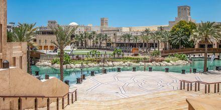 Al Barsha-området i Dubai, Förenade Arabemiraten.