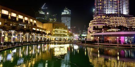 Dubai Downtown i Förenade Arabemiraten.