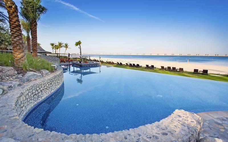 Hotell JA Jebel Ali Beach