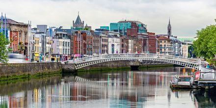 Bron Ha'penny i Dublin.