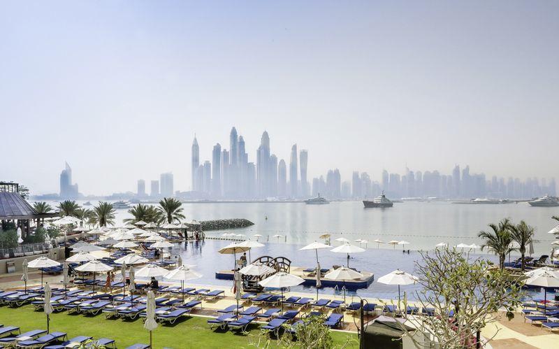 Var man kan koppla in i Dubai
