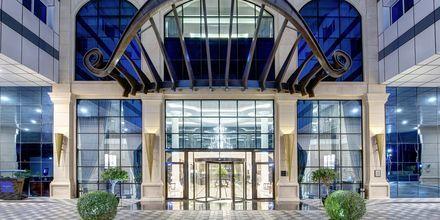 Dukes The Palm, a Royal Hideaway Hotel på Dubai Palm Jumeirah, Förenade Arabemiraten.