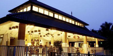 Restaurang Geckos på Dusit Thani Krabi Beach Resort på Krabi, Thailand.