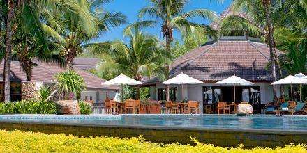Dusit Thani Krabi Beach Resort i Klong Muang på Krabi, Thailand.