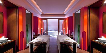 Spa på Dusit Thani Krabi Beach Resort i Klong Muang på Krabi, Thailand.
