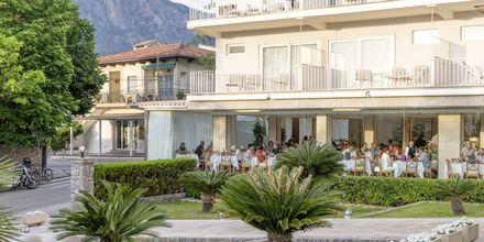 Restaurang på hotell Eden, Puerto de Sóller, Mallorca.