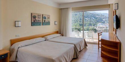 Dubbelrum på hotell Eden Nord i Puerto de Sóller på Mallorca.