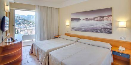 Superiorrum på hotell Eden Nord i Puerto de Sóller på Mallorca.