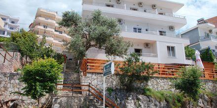 Hotell i Edola i Saranda, Albanien.