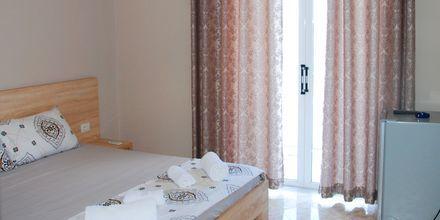 Dubbelrum på hotell i Edola i Saranda, Albanien.