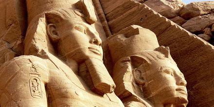 Pyramiderna i Kairo, Egypten