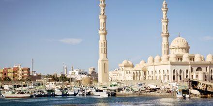 Gamla Marinan i Hurghada, Egypten.