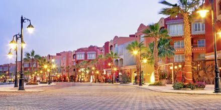 Vi gör en utflykt till Hurghada under premiumresan i Egypten.