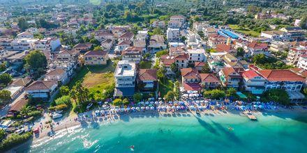 Hotell Elati på Lefkas, Grekland.