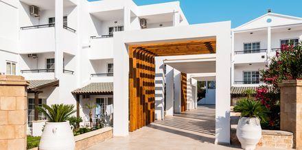 Hotell Elvita på Rhodos.