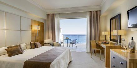 Dubbelrum på hotell Elysium Resort & Spa, Rhodos.