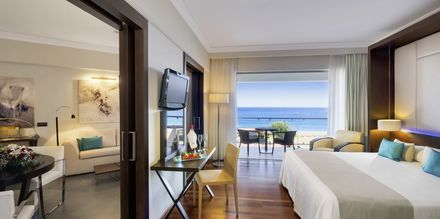 Juniorsvit på hotell Elysium Resort & Spa, Rhodos.