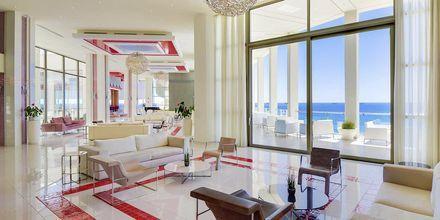 Lobbyn på hotell Elysium Resort & Spa, Rhodos.