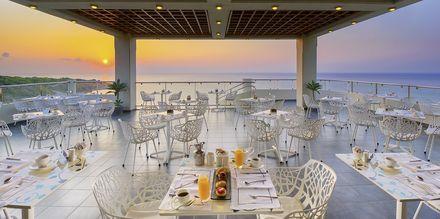 Frukostrestaurangen för Elite Club-gäster