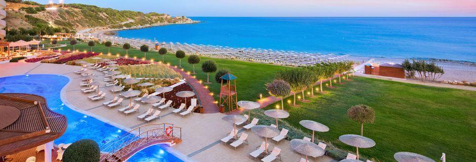 Hotell Elysium Resort & Spa, Rhodos.