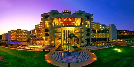 Elysium Resort & Spa på Rhodos, Grekland.