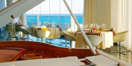 À la carte-restaurangen Noble på Elysium Resort & Spa på Rhodos, Grekland.
