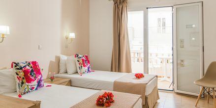 Enrumslägenhet på hotell Emerald i Hersonissos.