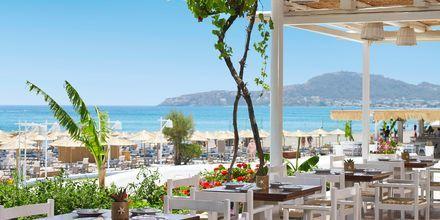 Baren på hotell Epsilon på Rhodos, Grekland.