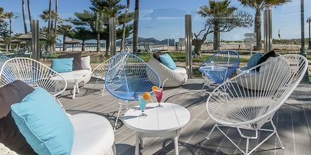 Bar på Playa Esperanza Resort i Alcudia, Mallorca.