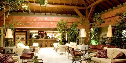 Lobby på Esperanza Resort, Mallorca.