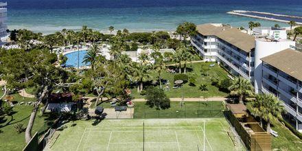 Tennis på Esperanza Resort, Mallorca.