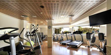 Gym på Playa Esperanza Resort i Alcudia, Mallorca.