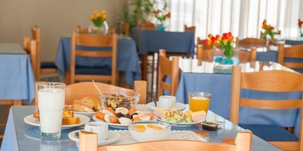 Restaurang på hotell Esperia i Laganas, Zakynthos