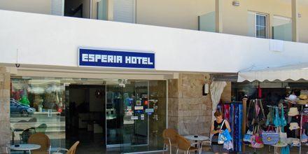 Hotell Esperia i Laganas, Zakynthos