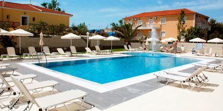 Poolen på hotell Esperia i Laganas, Zakynthos